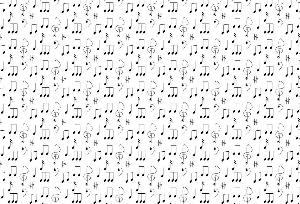 Music Notes Background Wallpaper Free Image On Pixabay