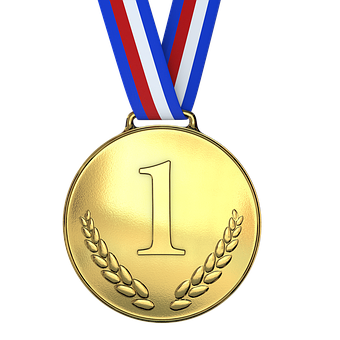Medal, Trophy, Achievement, Award