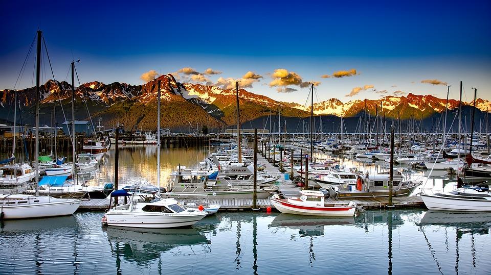 Seward Alaska Boats · Free photo on Pixabay