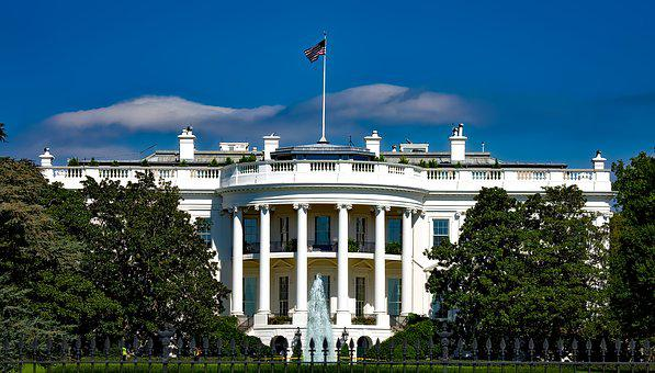 The White House, Washington Dc, Landmark