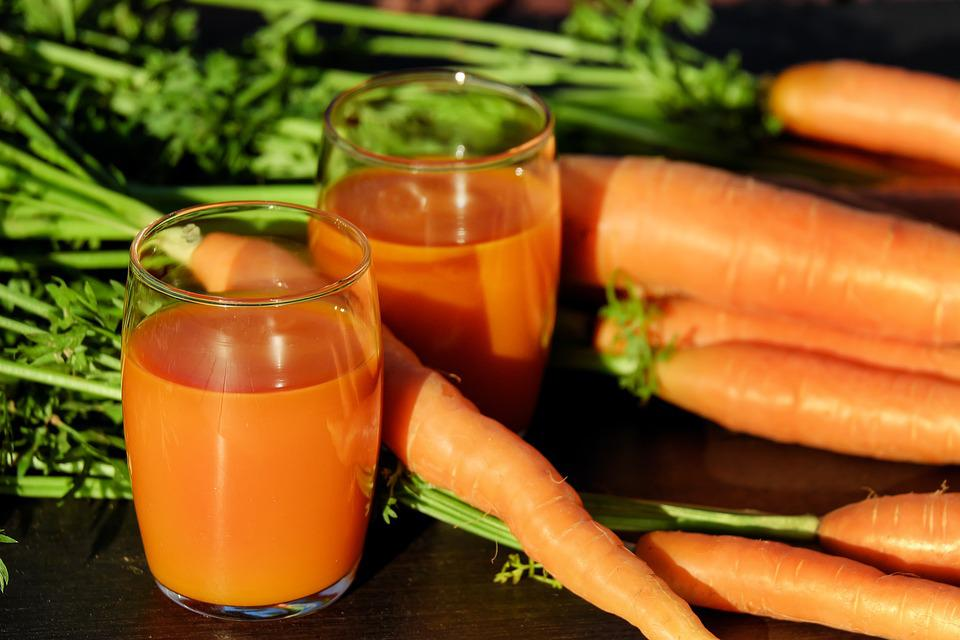 Carrot Juice, Juice, Carrots, Vegetable Juice, Vitamins