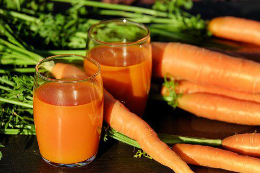 Carrot Juice Juice Carrots Vegetable Juice