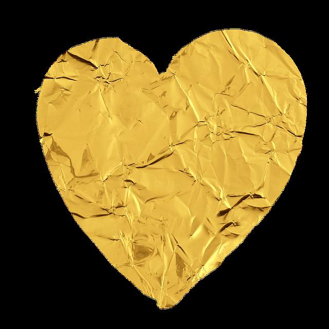 Gouden hart quotes