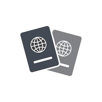 Visa Travel Travelers Book Citizenship Doc