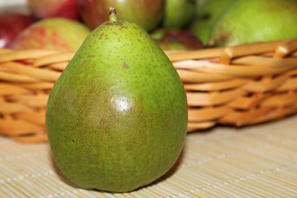 päron vitaminer