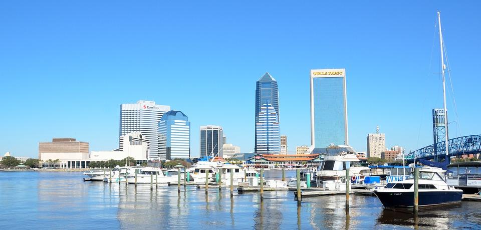 Jacksonville, Floride, Le Tourisme, Voyage, De Vacances