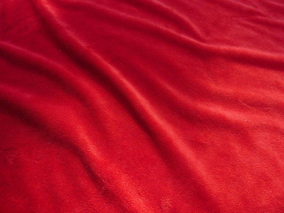 background red velvet waves dark