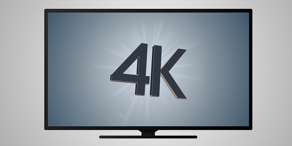 illustration gratuite tv t l vision 4k noir cran image gratuite sur pixabay 1625228. Black Bedroom Furniture Sets. Home Design Ideas