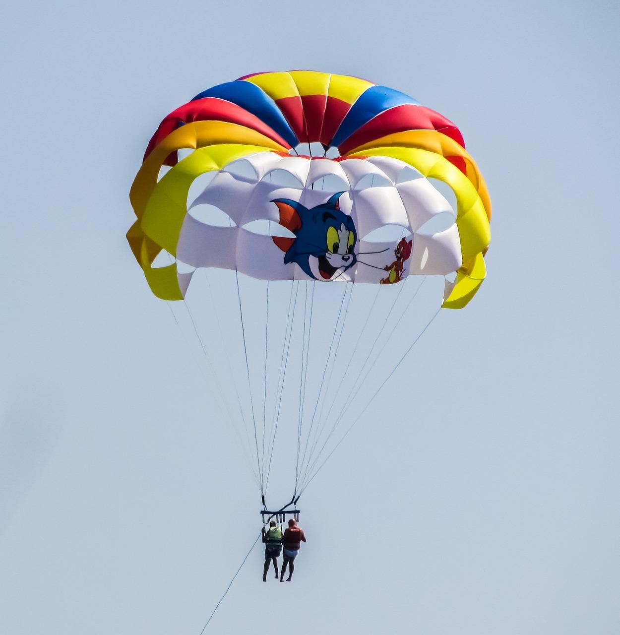 собой картинки и фото парашютов профлиста защитным полимерным