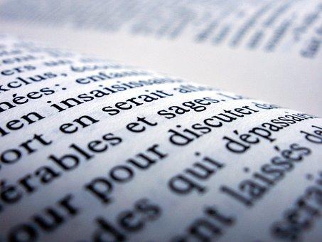 Libro, Página, Libro Abierto, Lectura