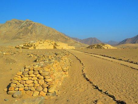 Pirámides de Caral, Perú