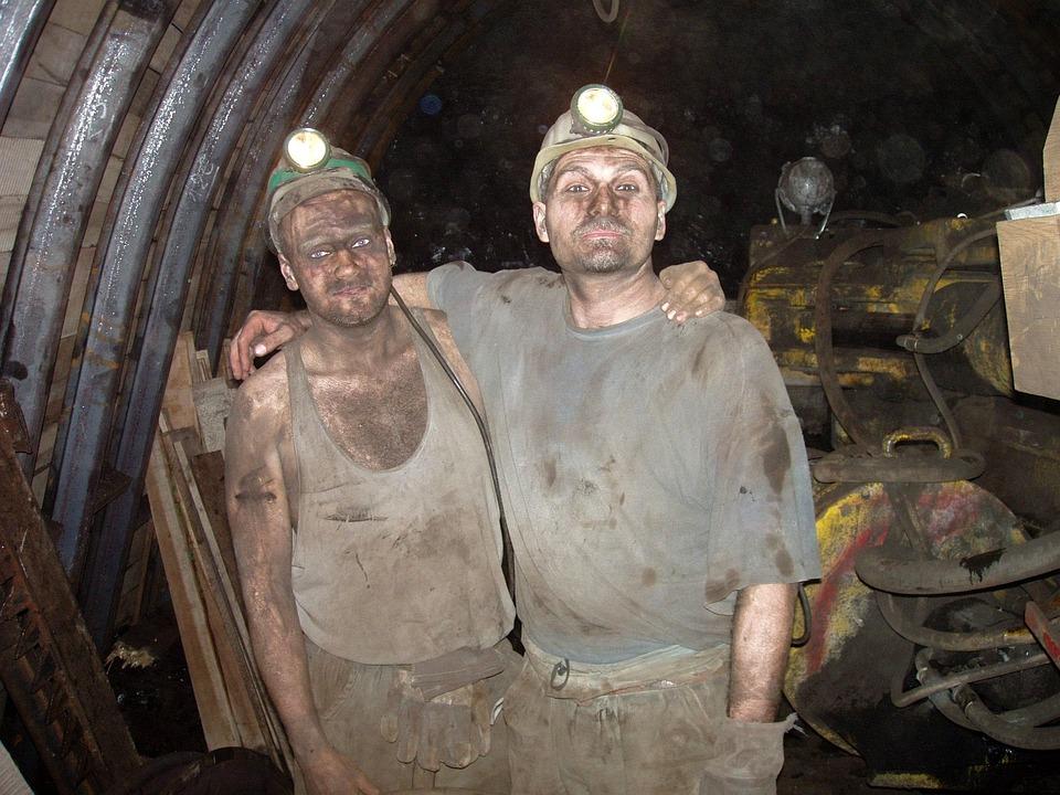 Annonce légales Legalin - L'entreprise, c'est le charbon