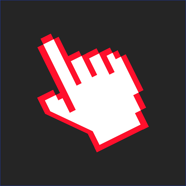 Mouse Cursor Hand · Free Vector Graphic On Pixabay