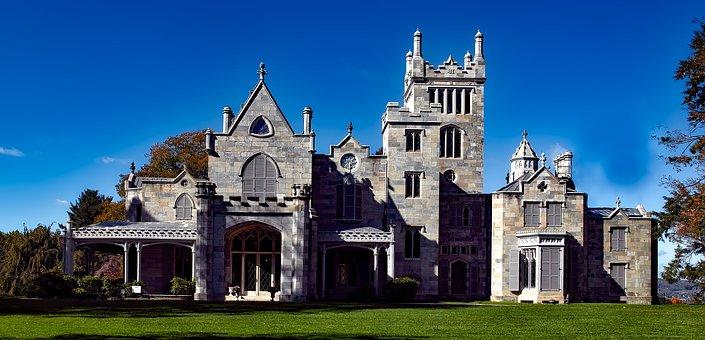 Lyndhurst, Tarrytown, New York, Mansion