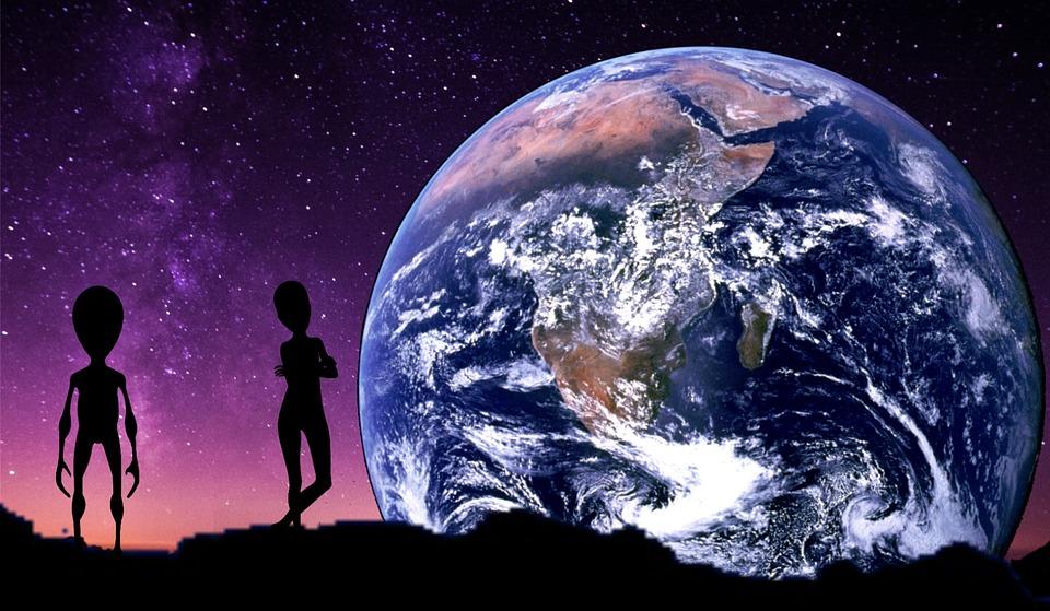 Dış-Dünyalılar (Uzaylılar) Nerede?