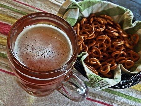 bière rousse bio des jardins de la menoge