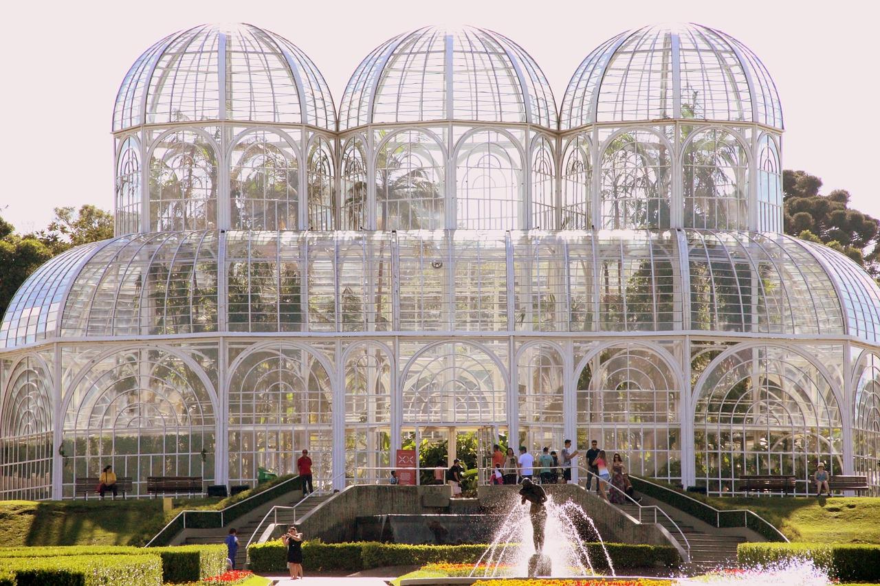 Curitiba Botanist Botanical Garden - Free photo on Pixabay