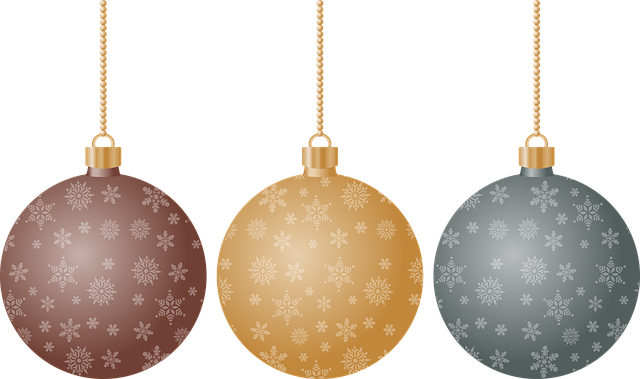 Beach Ball Christmas Ornament