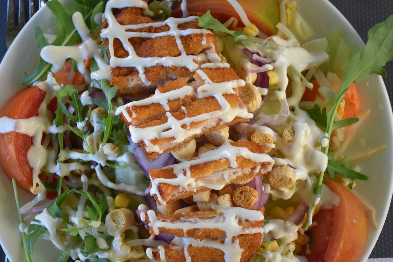 Популярные салаты рецепты с фото