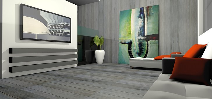 Living Room, Spatial, Apartment, Graphic