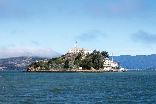 Alcatraz, San Francisco, Island, Prison