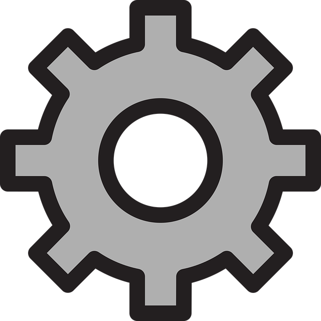 Settings Gear 183 Free Vector Graphic On Pixabay