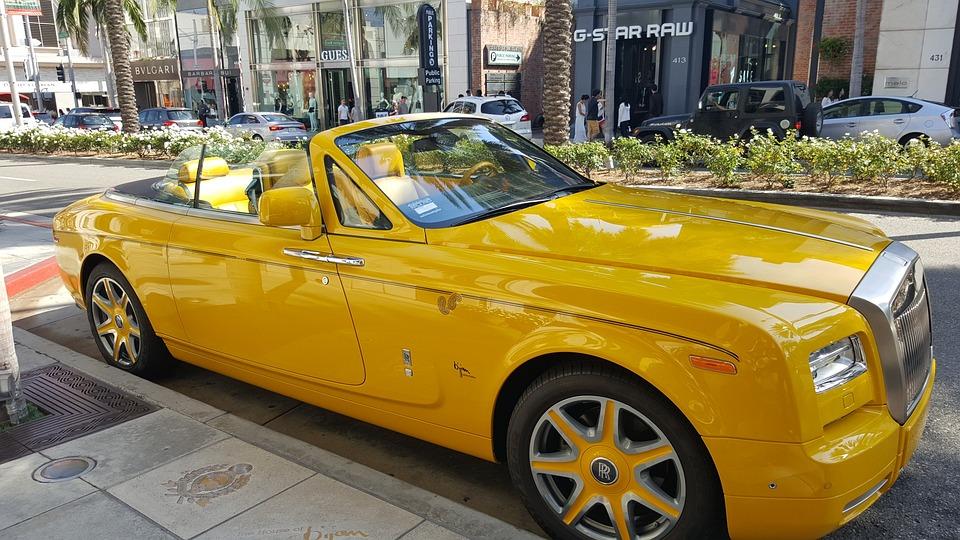 Rolls Royce Car Luxury · Free photo on Pixabay