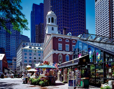 Boston, Massachusetts, Faneuil Hall