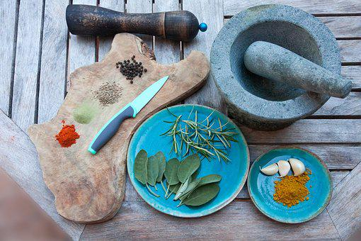 Spice, Paprika, Kaffir, Powder, Kumin