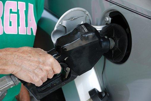 圧送ガス, 燃料, ポンプ, 業界, ガス, 駅, ガソリン, 石油, ノズル