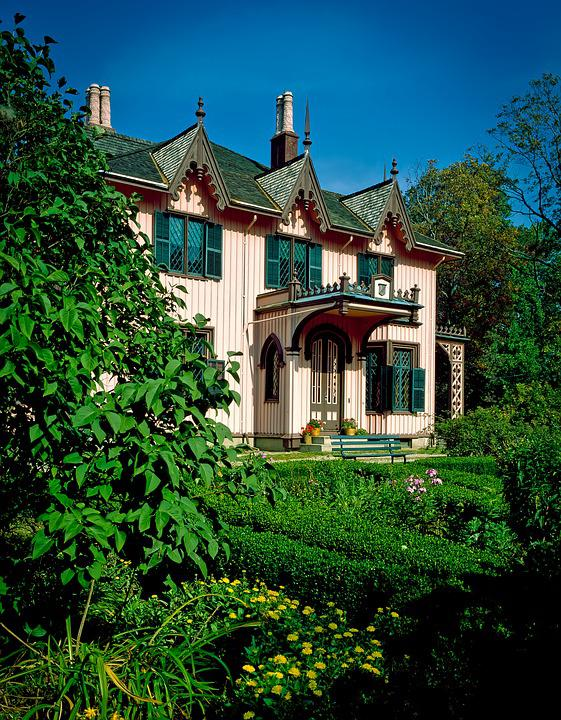 Roseland Cottage, places to visit in Connecticut