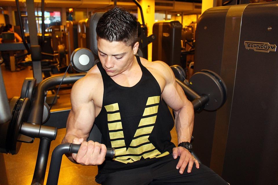 Bodybuilding Exercise Academy - Free photo on Pixabay