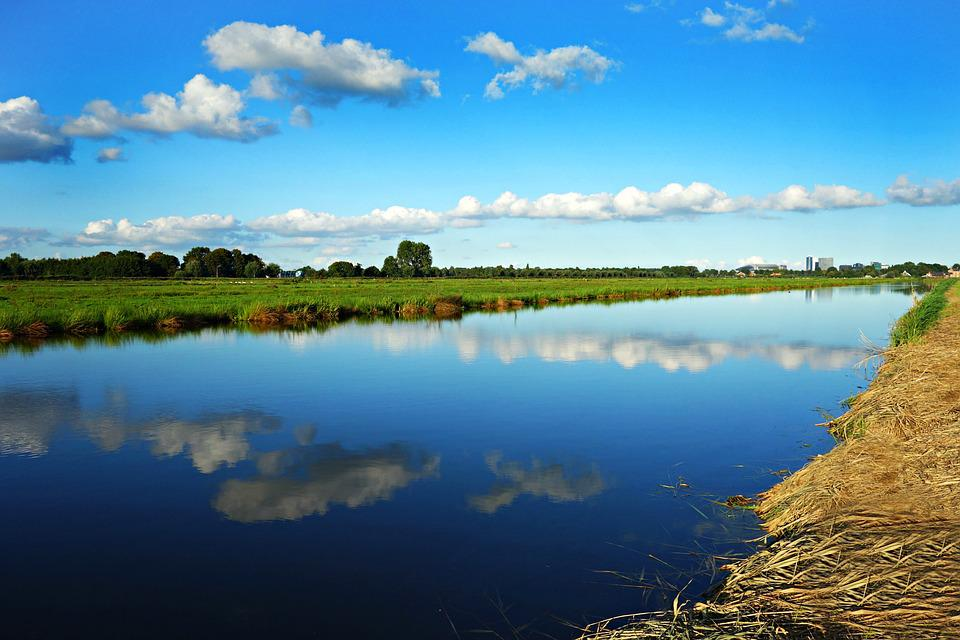 landscape holland dutch free photo on pixabay