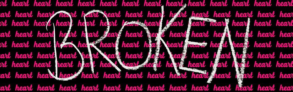 Coeur Broken Amour Image Gratuite Sur Pixabay