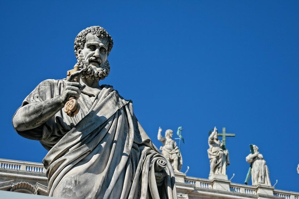 Necrópolis del vaticano