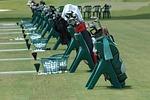 golf clubs, driving range