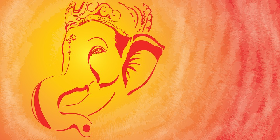 Hinduismus, Ganesh, Gottesdienst, Gottheit, Gott
