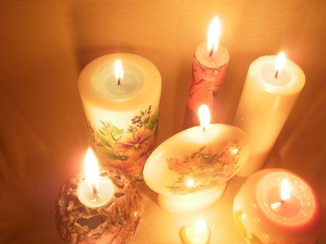 Подарки свечи с фото 252