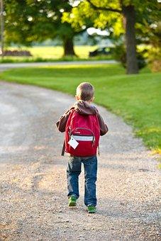 L'École, Sac À Dos, L'Enfance