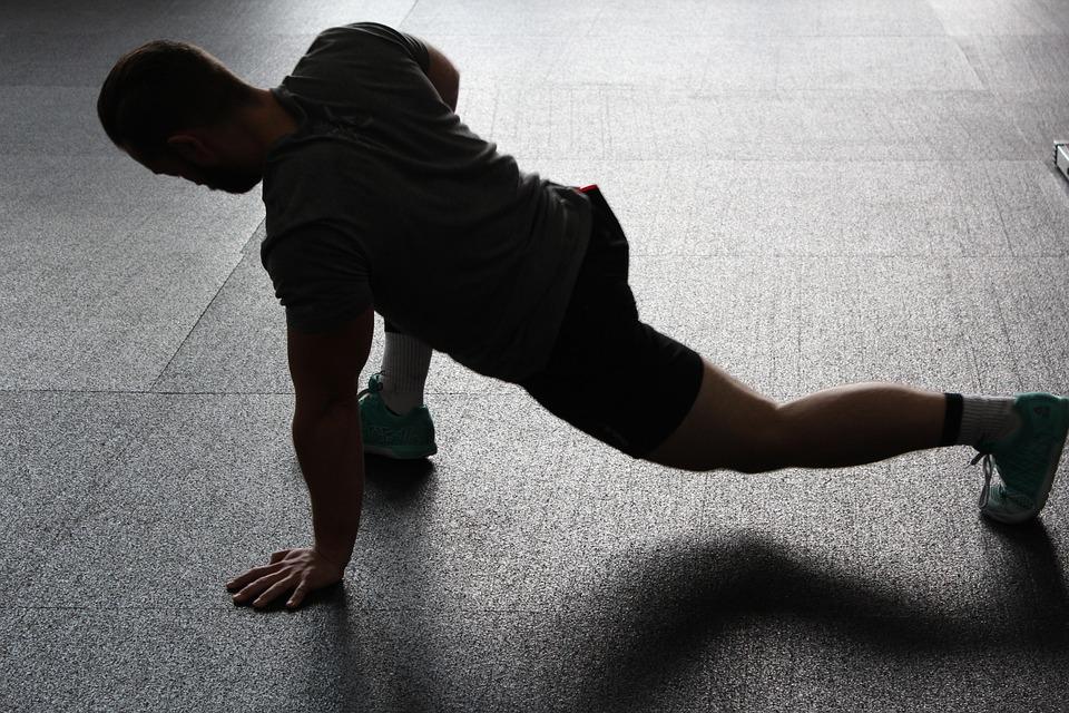 Stretchen, Dehnen, Aufwärmen, Sport, Muskeln