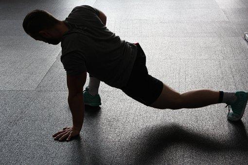 Stretchen, ストレッチ, 発熱, スポーツ, 筋肉, スポーティです