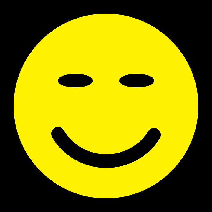 free vector graphic  smiley  emoticon  happy  face  icon
