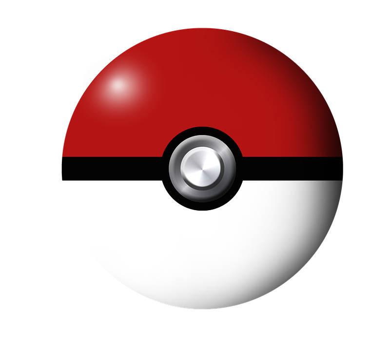 Pokemon Ball Logo Png