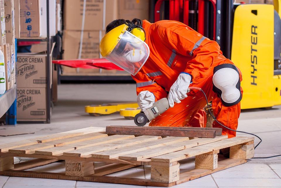 Industriell, Sikkerhet, Logis, Arbeidsklær