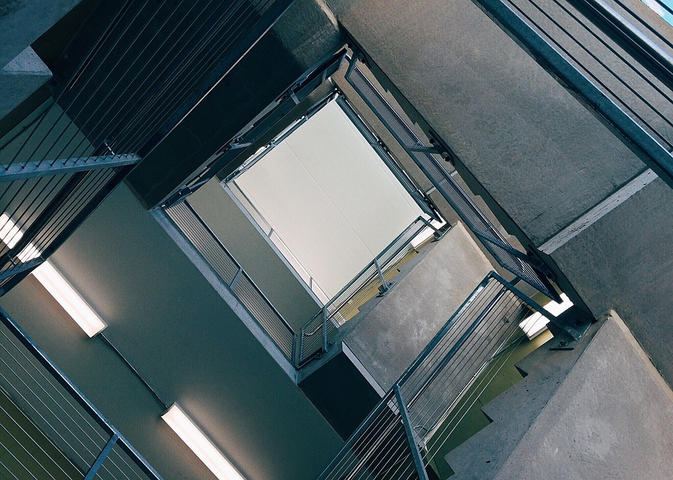 Treppenhaus architektur  Kostenloses Foto: Treppe, Treppenhaus, Architektur - Kostenloses ...