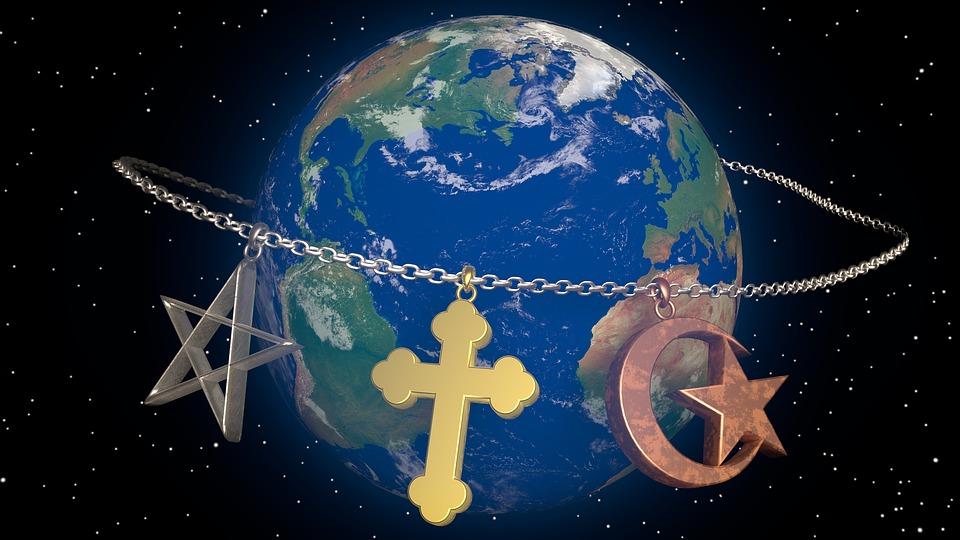 Populaire Illustration gratuite: Religion, Paix Dans Le Monde, Foi - Image  AL35