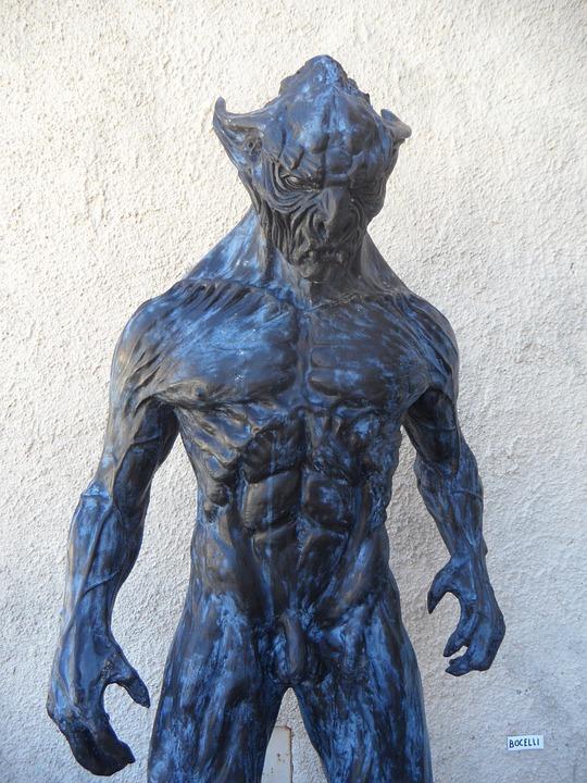 monster werewolf vampire 183 free photo on pixabay