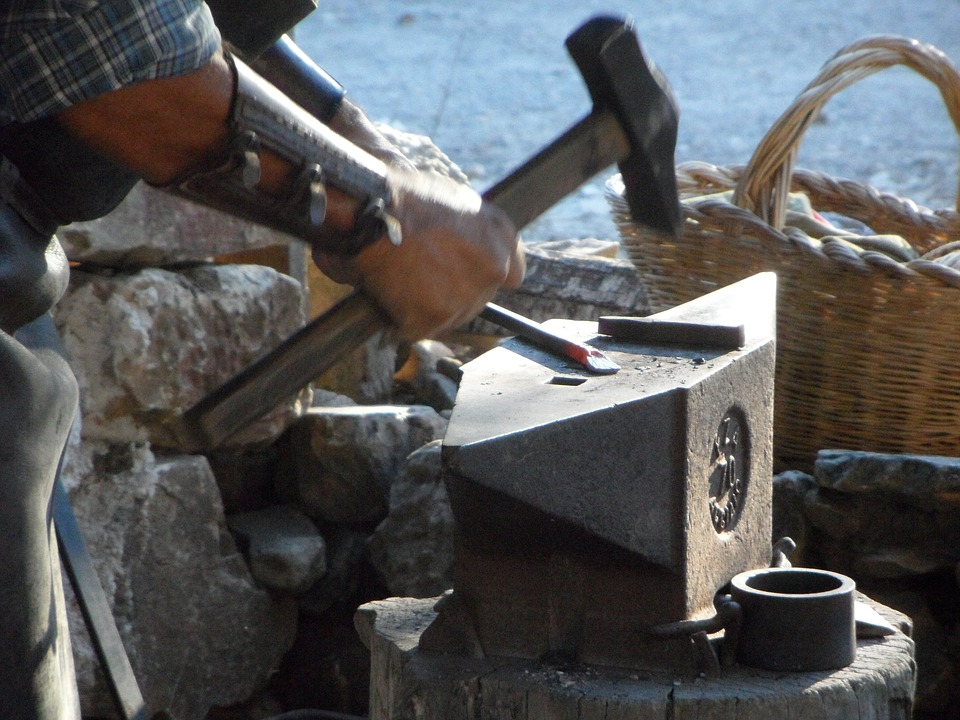 Smith Chart Utility: Blacksmith - Free images on Pixabay,Chart