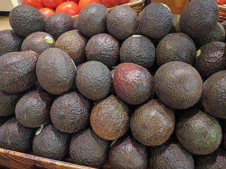 Avocados, Super Markets, Vegetable Stand