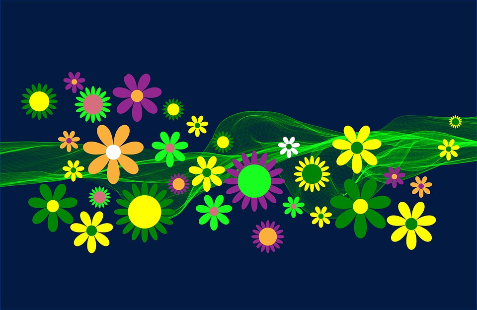 flower power tv wallpaper - photo #43